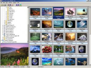 Altarsoft Image Viewer - náhled