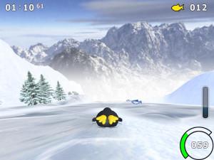 Extreme Tux Racer - náhled