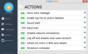 Cyber Prot - náhled
