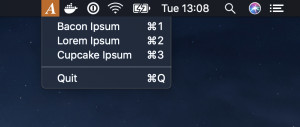 AnyIpsum - náhled