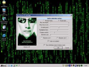 WinMatrix XP - náhled
