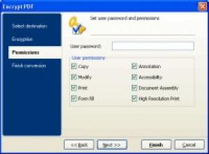 PDF Encrypter - náhled