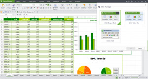 WPS Office Free - náhled