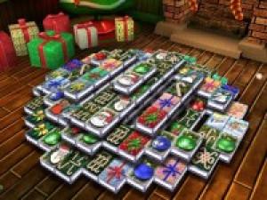 3D Magic Mahjongg Holidays - náhled