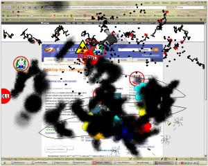 Desktop hry - enfrustrator - náhled