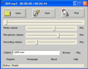 Easy Karaoke Player - náhled