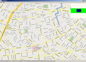 Google Maps Downloader - náhled