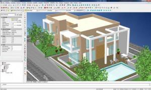 progeCAD Architecture - náhled