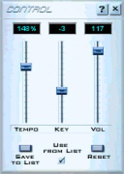 vanBasco Karaoke Player - náhled