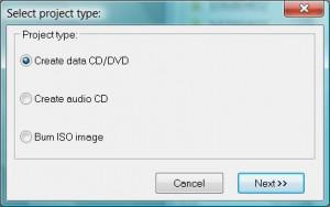 DeepBurner Free Portable - náhled