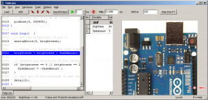 Simulator for Arduino - náhled