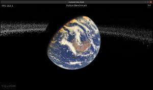 GravityMark - náhled