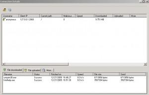 Xlight FTP Server - náhled