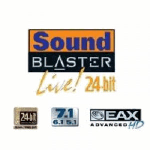 Creative Sound Blaster driver - náhled