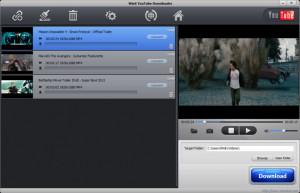 WinX YouTube Downloader - náhled