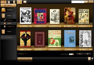 KooBits eBook Reader - náhled