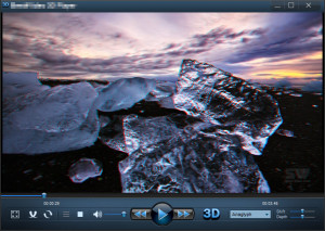 3D Video Player  - náhled