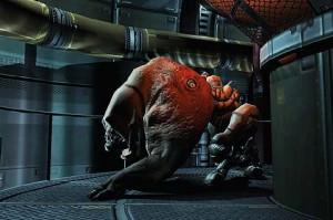 Doom 3 demo - náhled