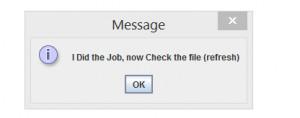 File Size Changer - náhled