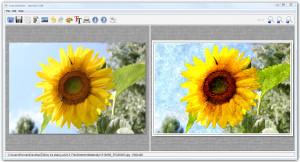 FotoSketcher - náhled
