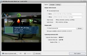 AVS Video Recorder - náhled