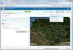 Microsoft Virtual Earth 3D - náhled