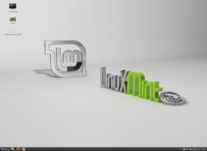 Linux Mint - náhled