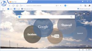 UC Browser - náhled