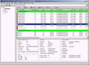 Advanced Host Monitor - náhled