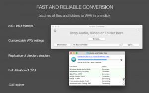 AMVidia To WAV Converter - náhled