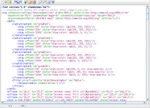 Sketsa SVG Graphics Editor - náhled