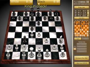 Flash Chess - náhled