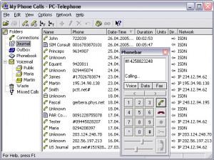 PC-Telephone - náhled