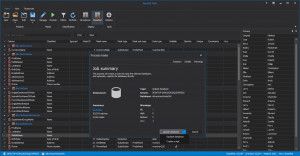 ApexSQL Mask - náhled