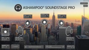 Ashampoo Soundstage Pro - náhled