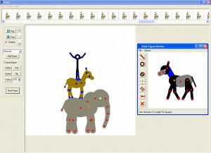 Pivot Stickfigure Animator - náhled