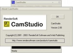 CamStudio - náhled