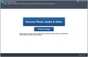GoPro Video Recovery - náhled