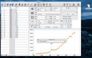 DataGraph - náhled