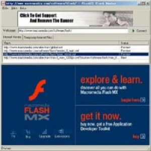 Flash2X Flash Hunter - náhled