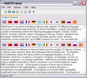 MultiTranse - náhled