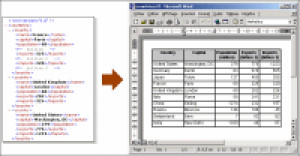 XMLmind FO Converter - náhled