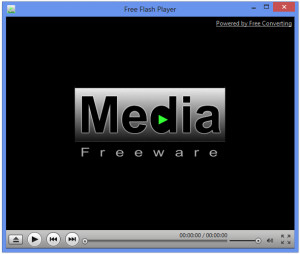Free Flash Player - náhled