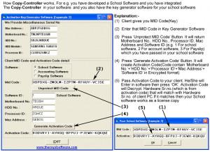 Copy Controller  - náhled