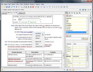 XMLmind XML Editor - náhled