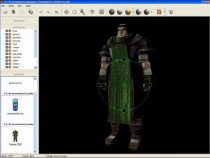 3D Photo Browser Light - náhled