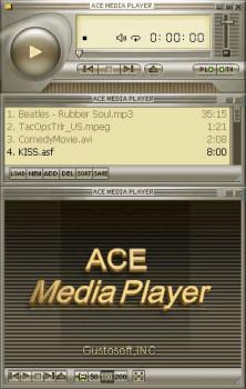Ace DivX Player - náhled