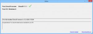 DXVer - náhled