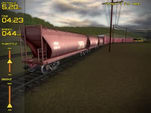 Freight Train Simulator - náhled