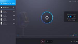 Ashampoo Audio Recorder - náhled